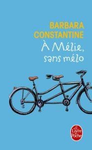 couverture de A melie sans melo de Barbara Constantine