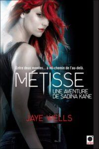 couverture de Metisse de Jaye Wells