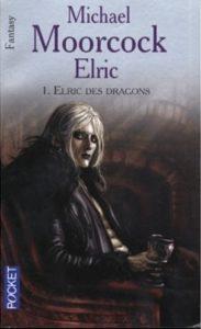 couverture du roman elric des dragons de michael moorcock