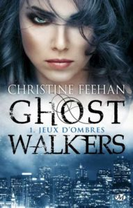 couverture du roman jeux d'ombres de christine feehan