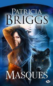 couverture de Masques de Patricia Briggs