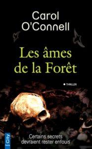 couverture du roman les ames de la foret de carol o'connell