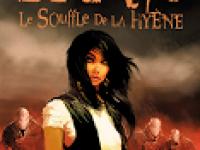 Le souffle de la hyène / Pierre Bottero
