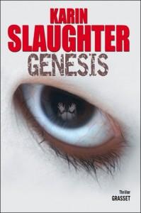 couverture de Genesis de Karin Slaughter
