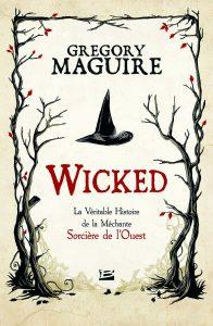 couverture de Wicked de Gregory Maguire