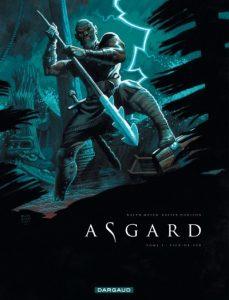 couverture de asgard tome 1 de Dorison et meyer