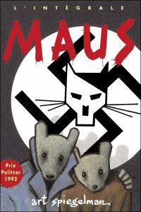 couverture de Maus l'integrale de Art Spiegelman