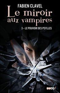 couverture de Le miroir aux vampire t.3 de Fabien Clavel