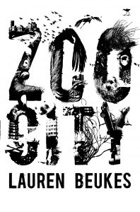 couverture de zoo city de lauren beukes