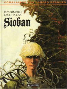 couverture de Sioban de Dufaux et Rosinski