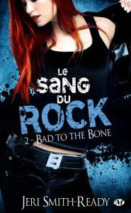 couverture de Bad to the bone de Jeri Smith Ready