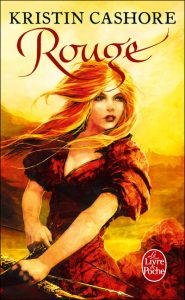 couverture de Rouge de Kristin Cashore