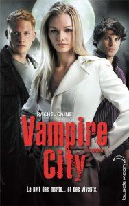 couverture de Vampire city tome 5 de Rachel Caine
