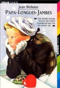 couverture de Papa Longues Jambes de Jean Webster