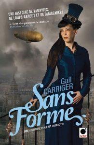 couverture de Sans forme de Gail Carriger