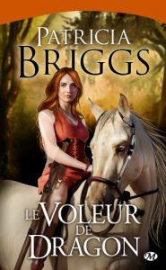 couverture de Le voleur de dragon de Patricia Briggs
