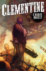 couverture de Clementine de Cherie Priest