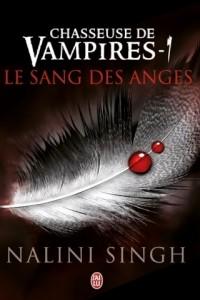 couverture de Le sang des anges de Nalini Singh