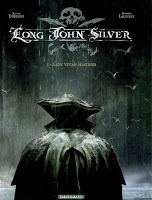 couverture de Long John Silver de Xavier Dorinson
