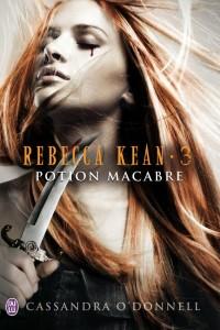 couverture de Potion macabre de Cassandra O'Donnell