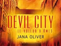 Le voleur d'âmes / Jana Oliver