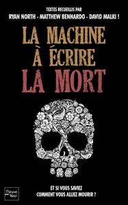 couverture de La machine a écrire la mort