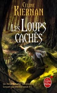 couverture de Les loups cachés de Celine Kiernan