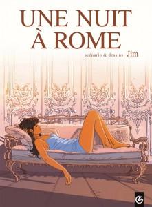 couverture de Une nuit à rome de Jim
