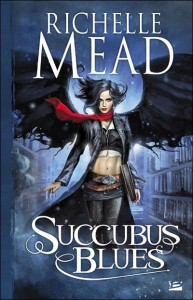 couverture de Succubus blues de Georgina Kincaid