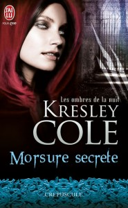couverture de Morsure secrete de Kresley Cole