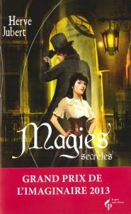 couverture de Magies secretes de Herve Jubert