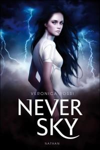 couverture de Never sky de Veronica Rossi