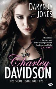 couverture de Charley Davidson tome 3 de Darynda Jones