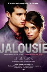 couverture de Jalousie de Lili St Crow