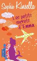 couverture de Les petits secrets d Emma de Sophie Kinsella aux editions Pocket