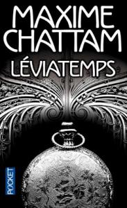 couverture de Leviatemps de Maxime Chattam