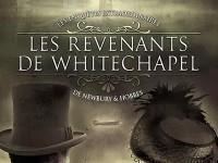 Les revenants de Whitechapel / George Mann