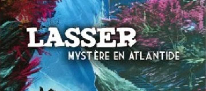 Lasser, Mystère en Atlantide de Miller et Ward