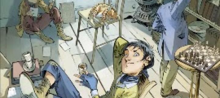 Les Quatre de Baker Street, t.5 : La succession de Moriarty
