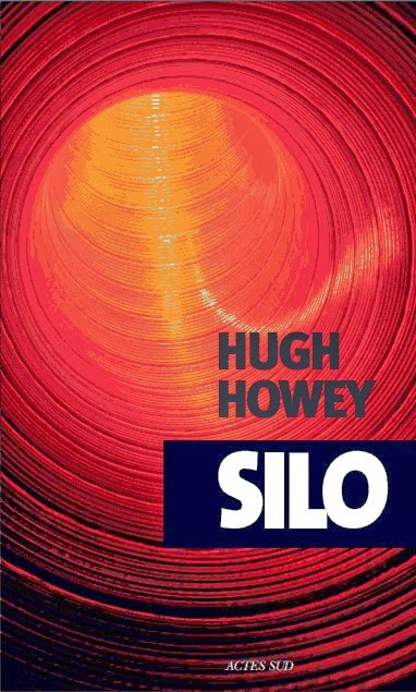 couverture de silo de hugh howey aux editions actes sud