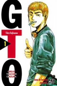 couverture de GTO tome 1 de Toru Fujisawa