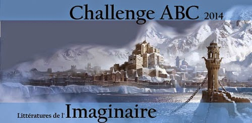 logo challenge abc 2014 litteratures de l imaginaire