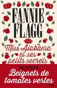 couverture de Miss Alabama et ses petites secrets de Fannie Flagg