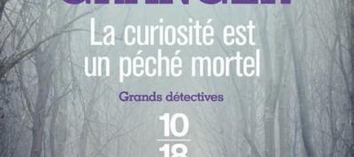 La curiosité est un péché mortel  de Ann Granger