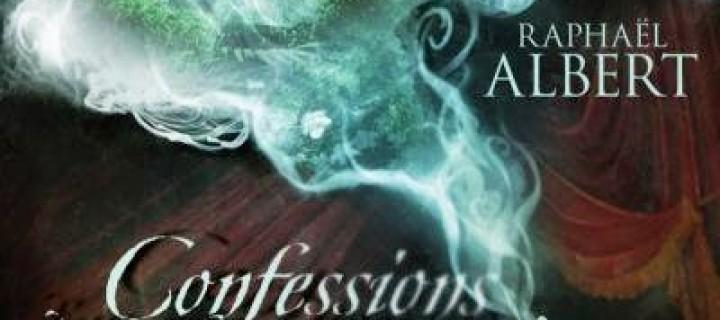Confessions d'un elfe fumeur de lotus de Raphaël Albert