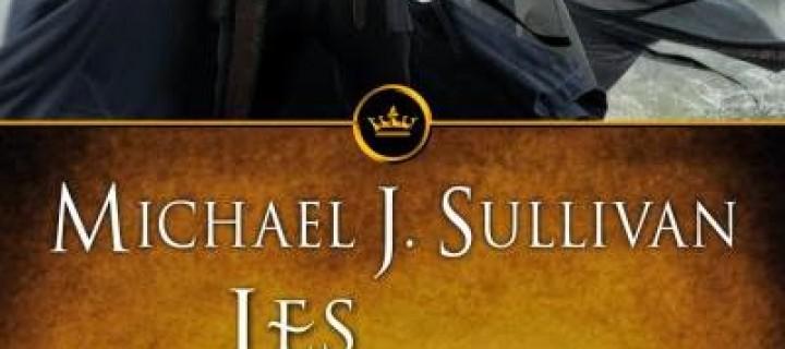 Les Révélations de Riyria de Michael J. Sullivan