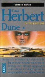 couverture de Dune tome 1 de Franck Herbert
