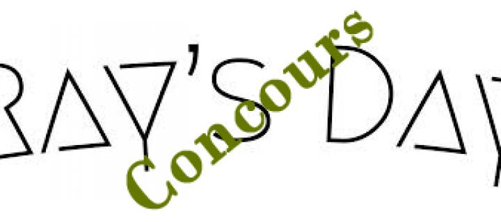Ray's day – Concours