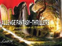 Challenge Fantasy – Thrillers