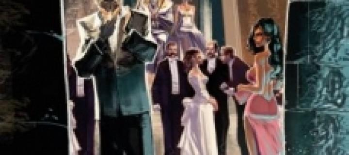 Mariage à l'égyptienne / Sylvie Miller & Philippe Ward